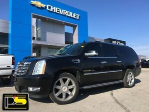 2012 Cadillac Escalade ESV Base, One Owner