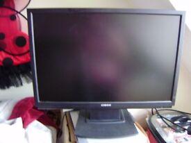 Computer monitor, CIBOX 22inches, good condition