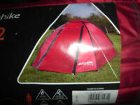 2man dome tent eurohike used once new condition