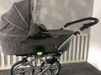 3in 1 pram buggy and car seat VIB