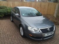VW Passat B6 2007, 2.0TDi 140 HP Full Service History MOT 10/18, 6 speed manual, vary well preserved