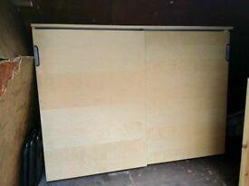 Ikea Galant sliding door cabinet (£429 new) excellent central London bargain