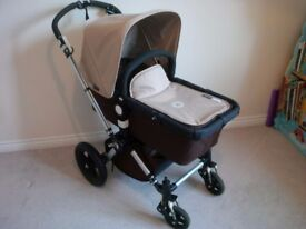 Bugaboo Cameleon complete travel system