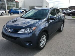 2014 Toyota RAV4 Awesome LE, TOYOTA CERTIFIED! NEW TIRES!