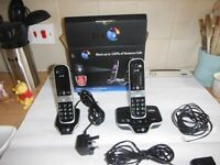 BT 8600 Advanced Call Blocker Cordless Home Phone with Answer Machine