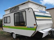 1988 Viscount Sea Breeze 14' caravan in excellent condition Alexandrina Area Preview