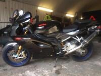 20005 Aprilia RSV Factory R Black