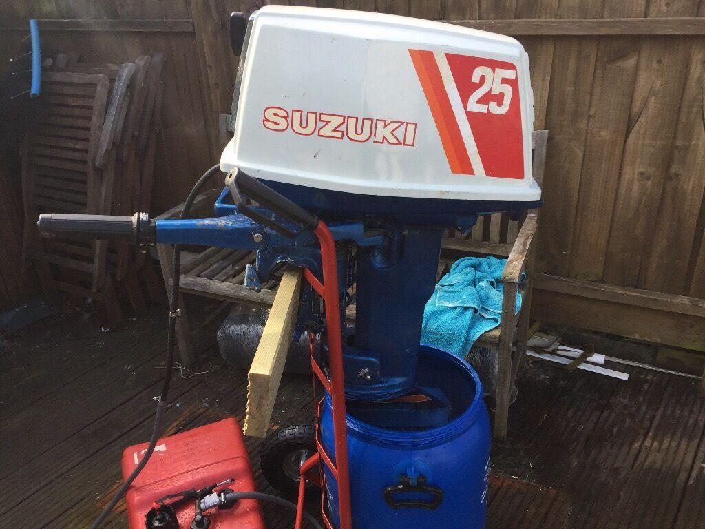 Suzuki Boats Uk
