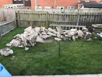 Concrete/rubble
