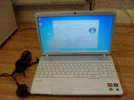 SONY VAIO 61611M WINDOWS 7 LAPTOP