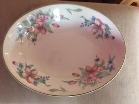 Royal Doulton Carmel Oval Serving Dishes Set of 2