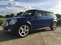 Stunning MINI Clubman with 53250 miles in pristine condition.