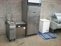 Comercial appliances/Fridgers, Fryer,Display fridge/ Spares or Repair