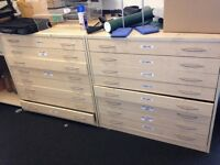 2 x large drawer units. FREE to collector.