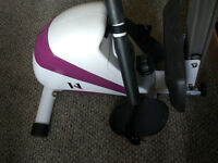 Kelly Holmes Magnetic Rowing Machine, indoors, Gym, sports, foldable