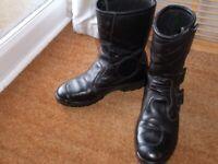 Motorbike Boots size 41