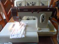 jones electric sewing machine heavy duty