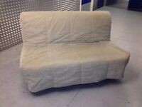 IKEA LYCKSELE HÅVET Two-seat sofa-bed COVER ONLY