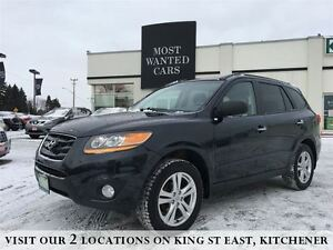 2011 Hyundai Santa Fe Limited | 3.5L V6 | AWD | LEATHER | SUNROO
