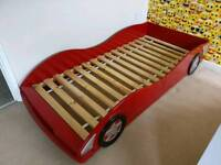 Red Car Bed *quick sale*