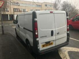 Nissan primastar for sale 57 plate