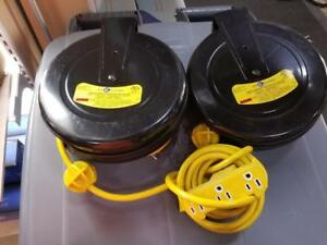 30 Foot Extension Cords - Overload Protected - Triple Tap - Only $125!