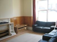 TWO rooms available in modern student house-share, close to NSCD. Rent £76.50pw, including bills.