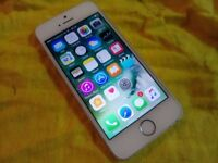 APPLE IPHONE 5S WHITE 16GB, VODAFONE