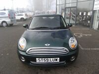 2009 59 MINI HATCH FIRST 1.4 FIRST 3D 75 BHP *** GUARANTEED FINANCE *** PART EX WELCOME ***
