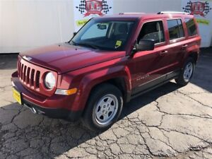 2016 Jeep Patriot North, Automatic, Only 13,000km