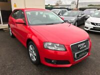 2010/10 AUDI A3 1.6 TDI SE 5DR AN EXCELLENT CONDITION SUPPLIED WITH NEW MOT AND SERVICE