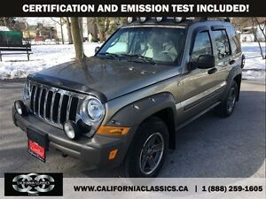 2006 Jeep Liberty RENEGADE LEATHER SUNROOF - 4X4