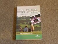 Rural Tourism and Recreation: Principles to Practice. L. Roberts and D.Hall. 2001.