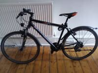 Amazing Hybrid Bike Hendricks CX560, well cared, fair price