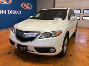 2015 Acura RDX AWD/ SUNROOF/ LEATHER!