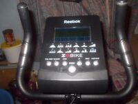 Exercise bike Reebok