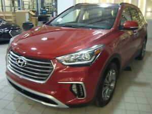 2017 Hyundai Santa Fe XL Luxury 7 PASS AWD CUIR NAV CAMERA ET BA