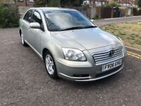 2006 Toyota Avensis 2.2 D-4D T3-X 5dr 1+Owner+From+New++++++Tow+Bar+ @07445775115