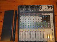 Soundcraft Signature 12 Console Mixer