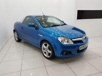VAUXHALL TIGRA 1.4 i 16v EXCLUSIVE (a/c)-12 MONTH MOT-12 MONTH WARRANTY-£0 DEPOSIT FINANCE