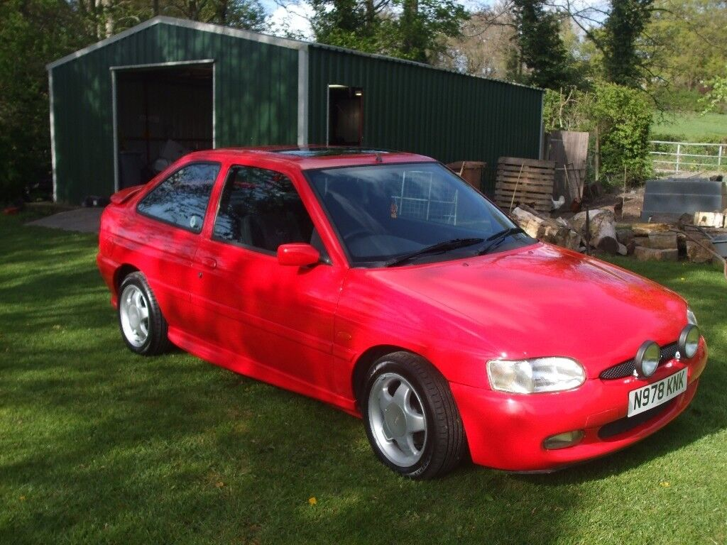 ford escort rs   banbridge county  gumtree