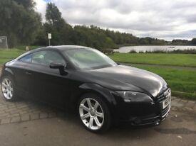 """Amazing Example of Audi TT, 18"""" Alloys, Full Leather, 6 CD changer, MOT OCT 18."""