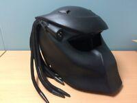 Pro Predator custom Motorcycle Helmet