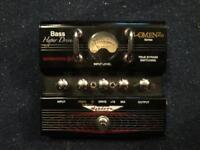 Ashdown bass distortion Lomenzo hyper drive