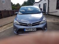Toyota Verso 7 Seater Full Toyota Service History with 10 Months Toyota Warranty included