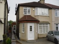 3/4 Bedroomed House to Let in Hornchurch, RM12
