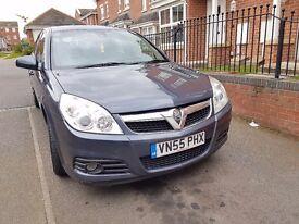 Vauxhall Vectra, PAS, Electric windows, mirrors, Window sensor.10 months MOT Excellent runner