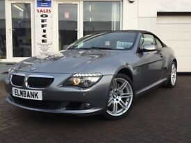 2009 09 BMW 635 3.0TD auto d Edition Sport~LOW MILES WITH BMW HISTORY~