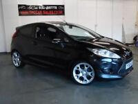 FORD FIESTA 1.6 ZETEC S 3d 118 BHP FULL FORD BODY KIT (black) 2008