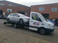 recovery transport services